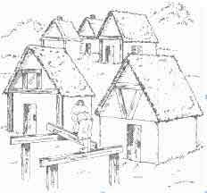 Middle colonies map coloring pages for Colonial coloring pages