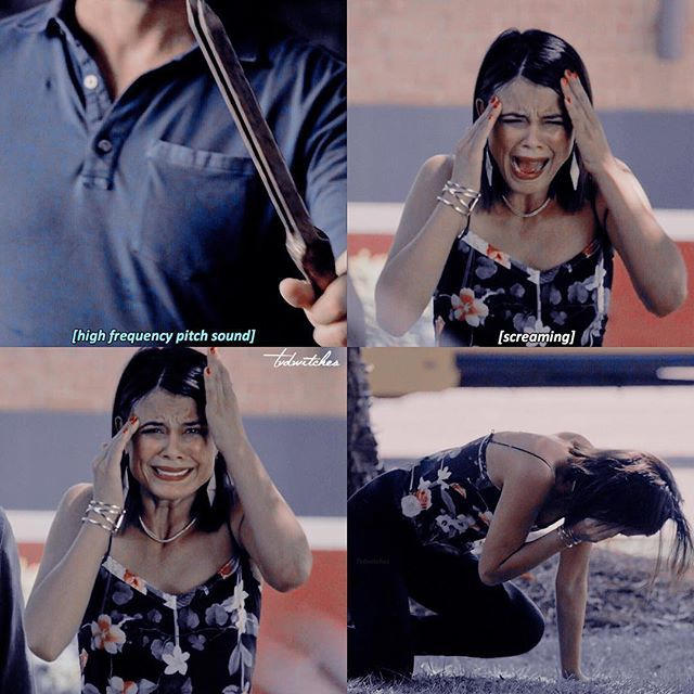 TVD [8.03] Best part of this episode!!! #KysSybil — Sorry I'm posting so much 8.03, I made a ton of scenes
