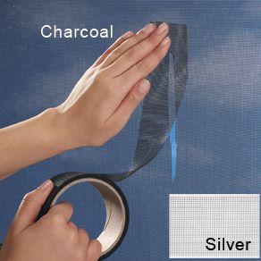 Window Screen Repair Tape 2x15 - Home Improvement & Cleaning - Home - Walter Drake