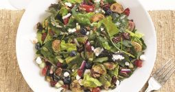 Easy, delicious and healthy BJ's Brewhouse Kale and Brussel Sprout Salad recipe from SparkRecipes. See our top-rated recipes for BJ's Brewhouse Kale and Brussel Sprout Salad.