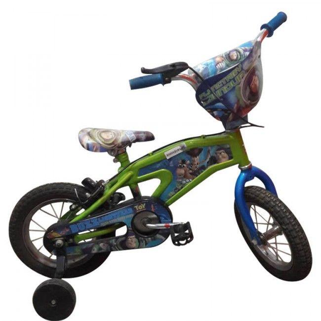 Bicicleta Aro 12 Toy Story - Deportes - Sensacional