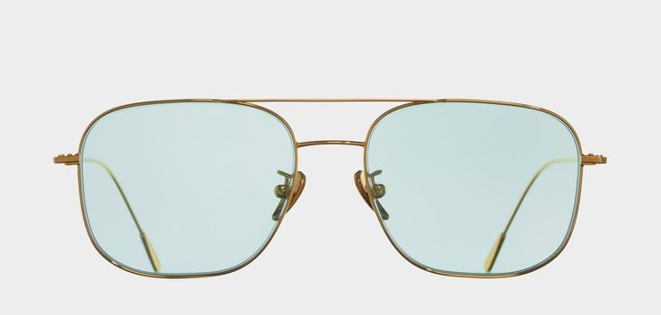 Buy Luxury Precious Metal Framed Sunglasses and Glasses Online from Cutler and Gross