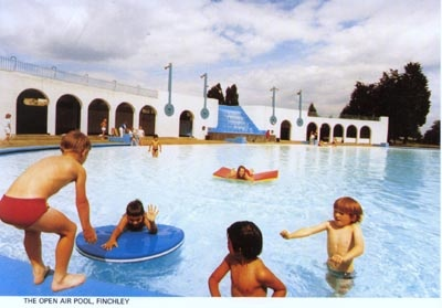 Finchley Pools - How its a cinemaplex, but it was the best place to have fun as a kid.