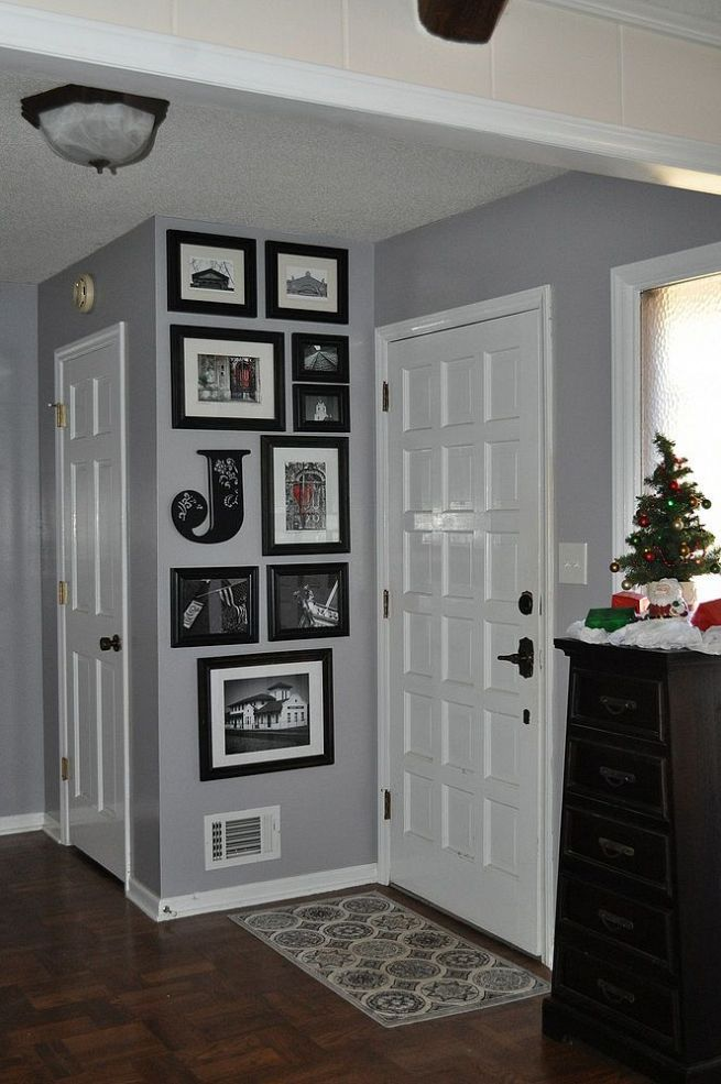 Living room wall color?