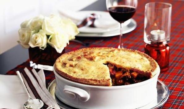 Appehtite - Tenderflake Beef Pot Pie