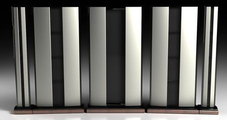 World's Most Expensive Speakers - Transmission Audio's Ultimate. Transmission Audio's Ultimate  $2,000,000    At $2 million, Transmission Audio's Ultimate system is truly the pinnacle of bank-breaking speaker systems. I'd wager it sounds pretty good as well.