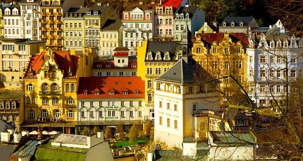 Karlovy Vary Castle Tower