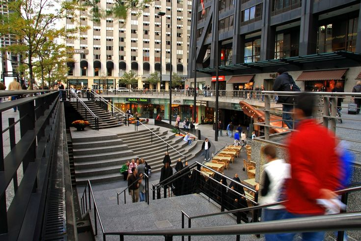 sunken plaza chicago - Google 搜尋
