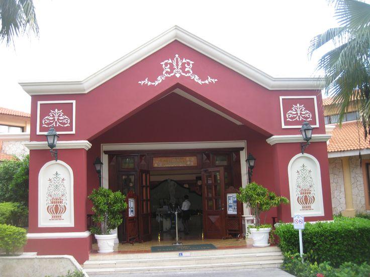 Один из ресторанов