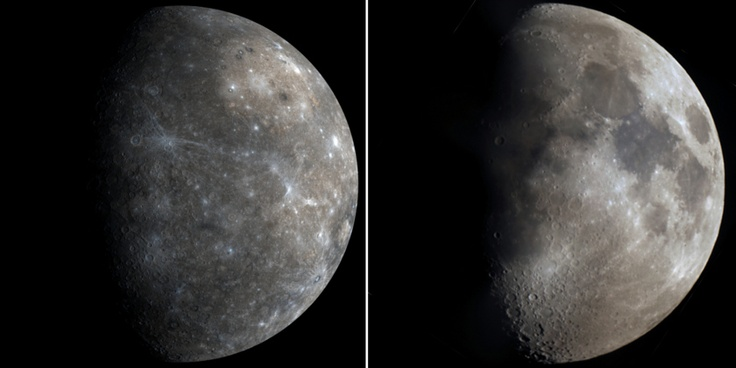 Mercury's Moons Natural (page 3) - Pics about space