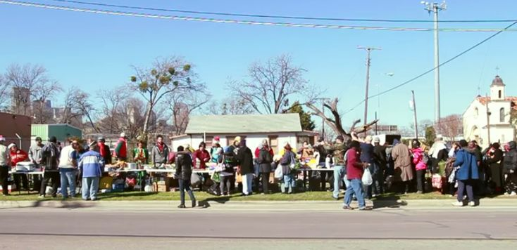 In a time of rampant statism, feeding the homeless has become a revolutionary act.