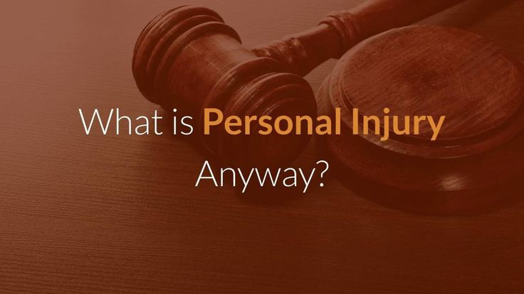 Personal Injury Liability Insurance