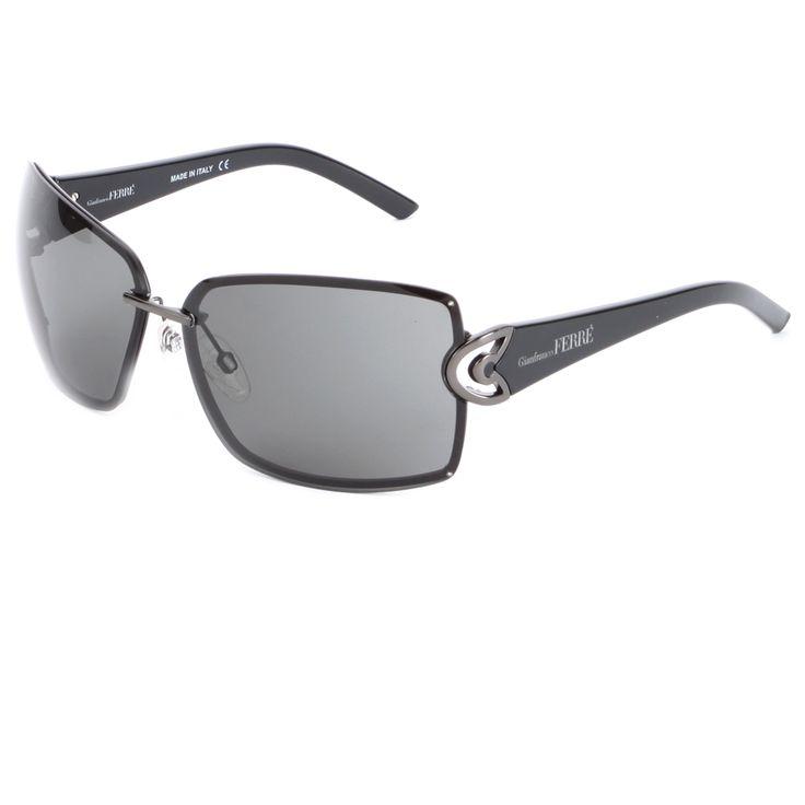 Gianfranco Ferre GF 949 01 Sunglasses – Gun/Black