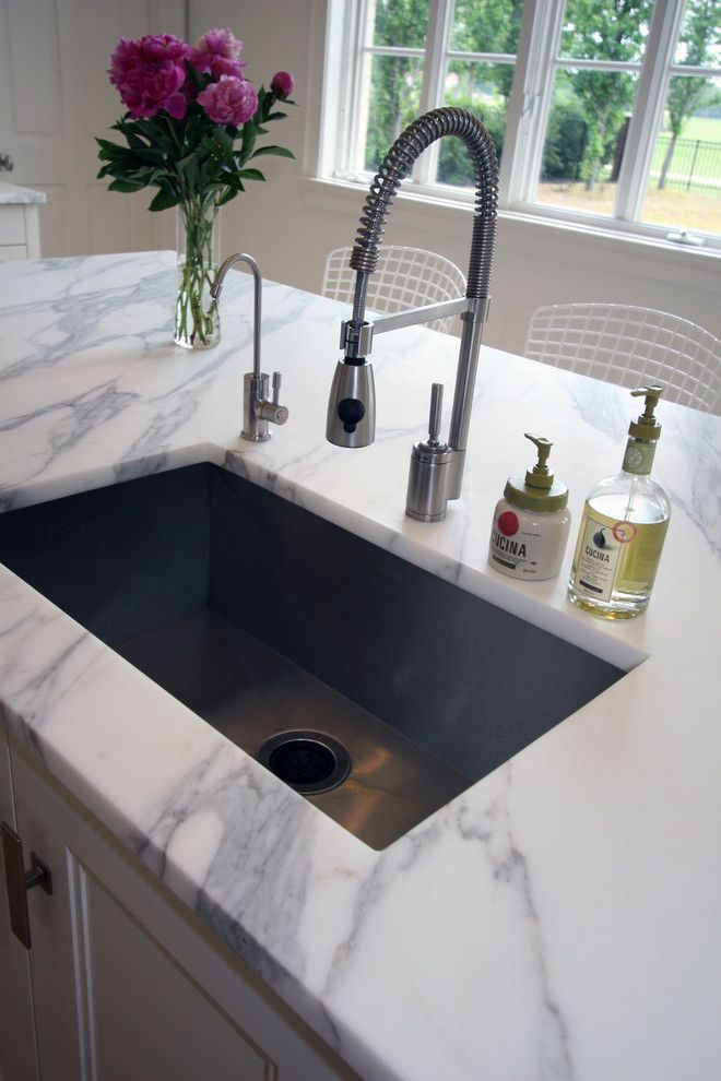 utility-sink-faucet-Kitchen-Contemporary-with-contemporary-kitchen-faucet-contemporary-sink-undermount-square-sink-.jpg (660×990)