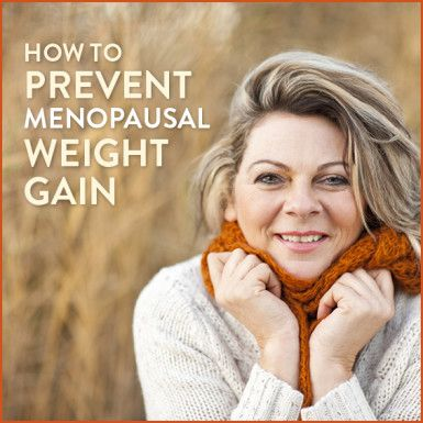 Use these tips to prevent menopausal weight gain.