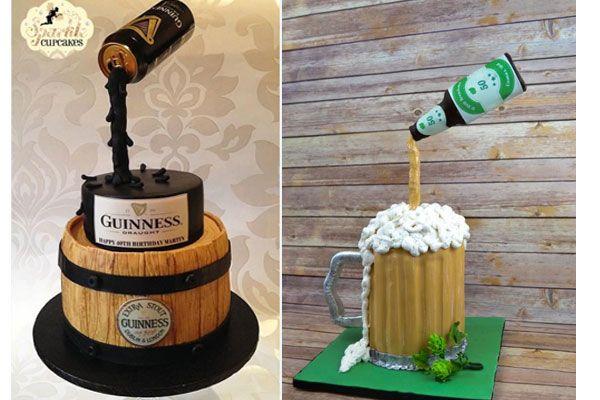 cake design birra - Cerca con Google
