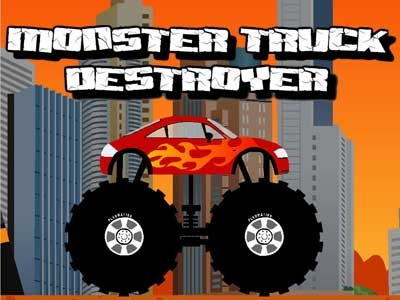 SALE = > FREE GAMES  Monster Truck Destroyer = > http://a.sw.io/cU6g0