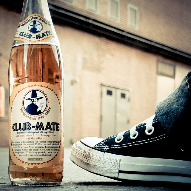 Club-Mate-- the most magical drink in the entire world