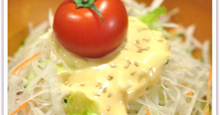 ☆びっくりドンキー★大根サラダ by ラ・ランド [クックパッド] 簡単おいしいみんなのレシピが238万品