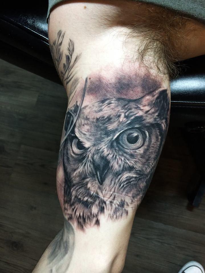 Owl Tattoo Inner Arm Pics Download
