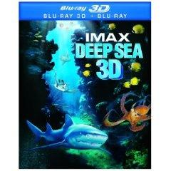 IMAX: Deep Sea (Single-Disc Blu-ray 3D/Blu-ray Combo) (2006), (blu-ray 3d, 3d, imax 3d, 3-d, 3d movies, nature, deep sea, blu-ray, imax)