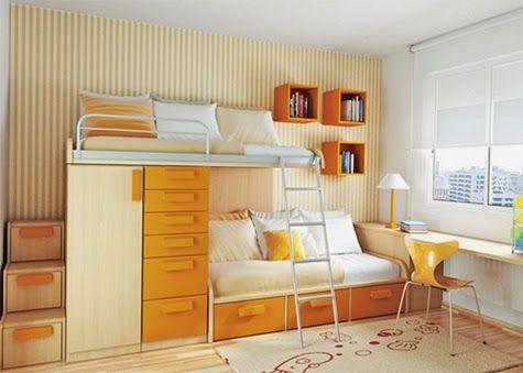 10 best Unique Small Bedroom Storage Ideas images on Pinterest ...