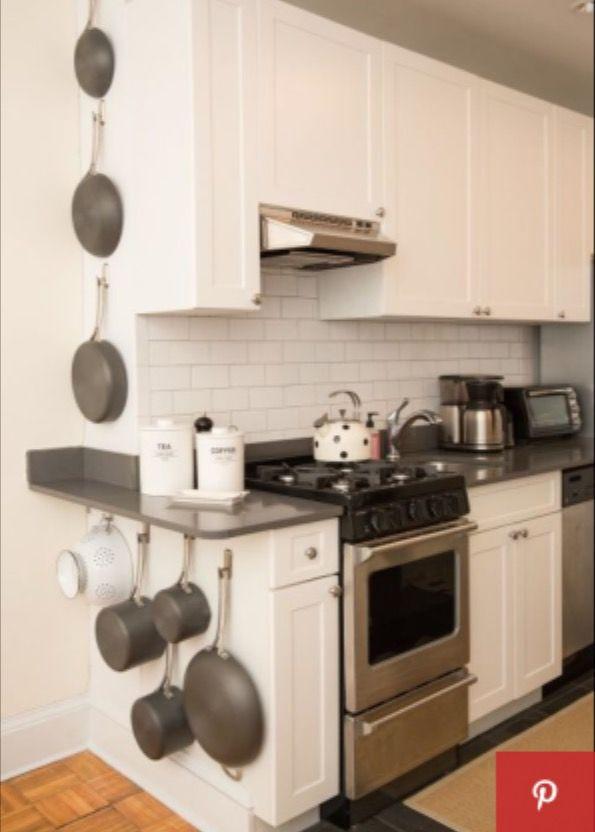 Hausorganisations Tipps, Organisationstipps, Platz Im Schrank, Kleine Küchen,  Design Für Kleine Küche, Ideen Für Die Küche, Haushalts Tipps, ...