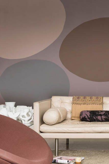19 besten farbe des jahres 2018 heart wood bilder auf pinterest wandfarben. Black Bedroom Furniture Sets. Home Design Ideas