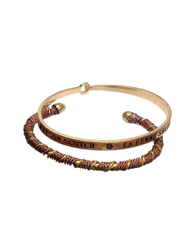 La Femme Bracelets