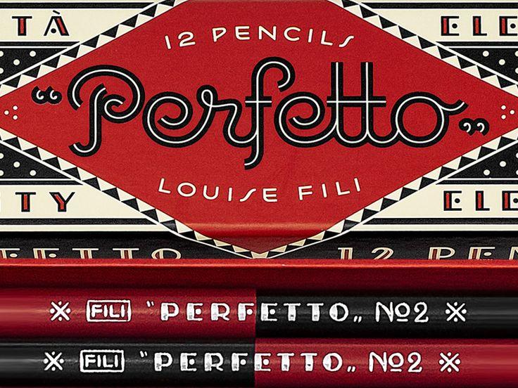 Perfetto Pencils