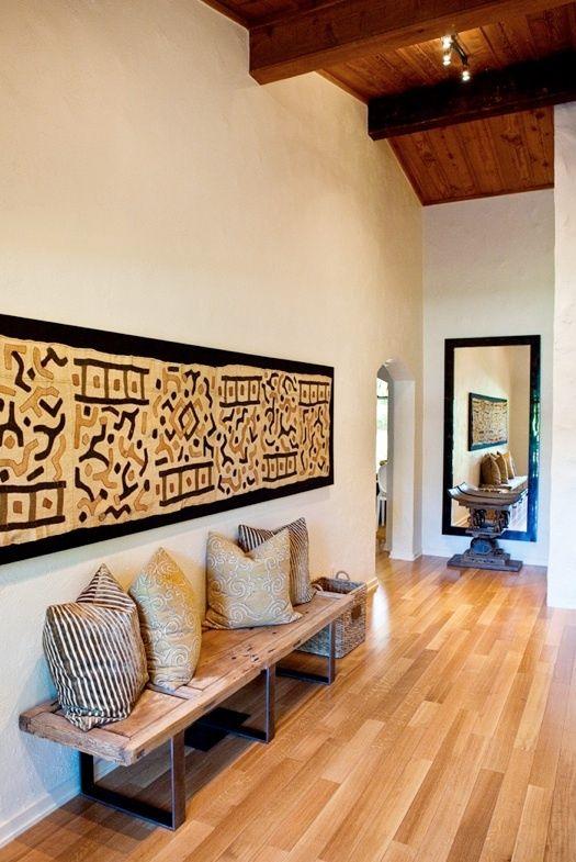 les 25 meilleures id es de la cat gorie deco africaine sur pinterest d coration int rieure. Black Bedroom Furniture Sets. Home Design Ideas