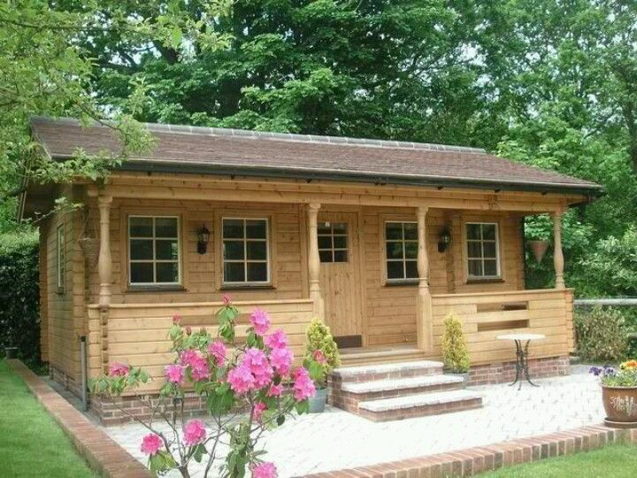Love love love cabins pinterest tiny houses cabin for Cheap log cabin plans