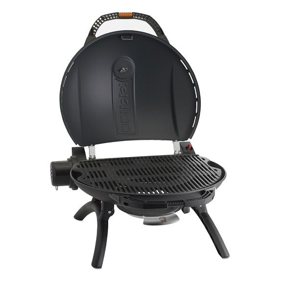 O-Grill Portable Gas BBQ Grill with Thermometer