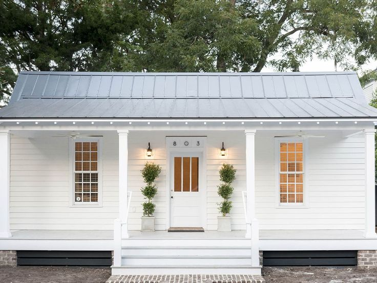 We bought this house a couple of years ago and have just finished restoring it in July of 2015. Originally built in 1889, this was originally the kitchen to a larger historic home next door. The oldest part of the home ...