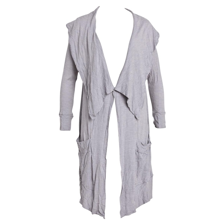 Metalicus  - wool blend GREAT DRAPE CARDI: Draping Cardi, Wool Blend