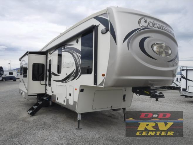 New 2019 Palomino Columbus F374bh Fifth Wheel At D D Rv Center