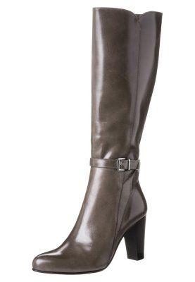 PERLATO - Stivali con i tacchi - beige