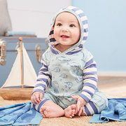 Take a look at the Welcome Baby | Boys' Apparel event on #zulily today!