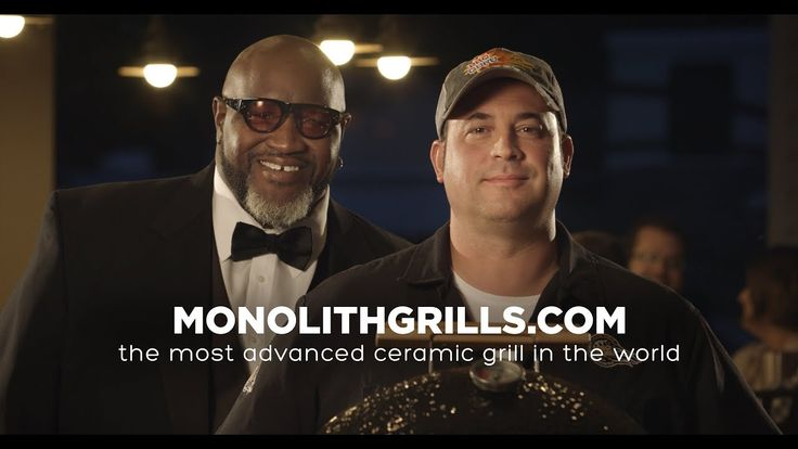 Monolith BBQ Guru Edition Grill - The Most Advanced Cook in the World