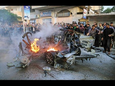 Israel Palestine Conflict Explained   Gaza toll soars as Israeli raids c...