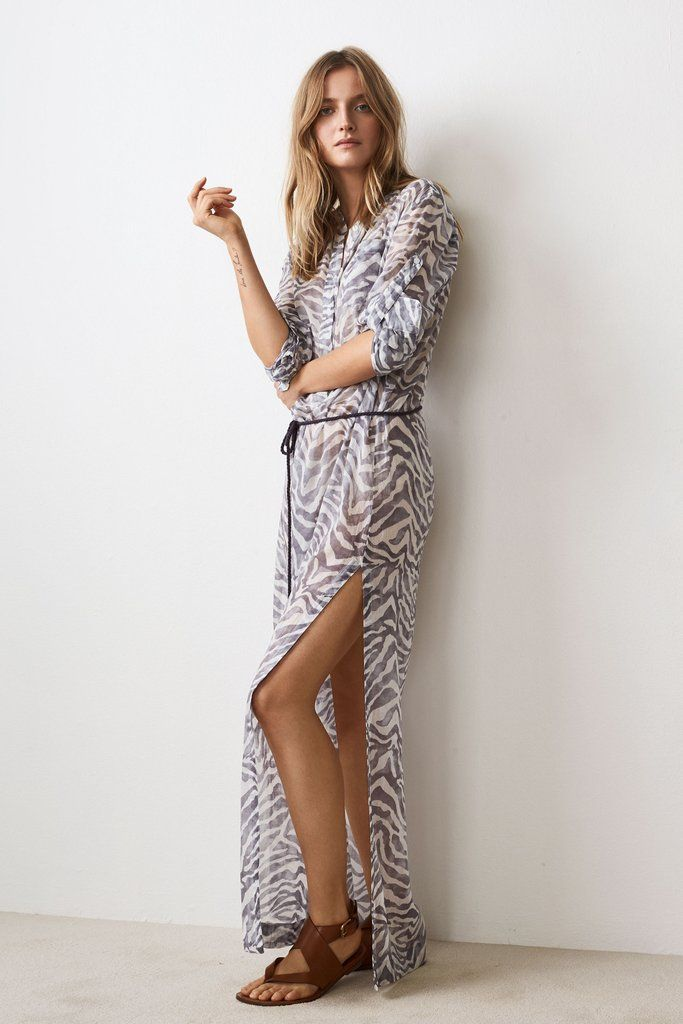Hunky Dory Mabel Printed Cover Up