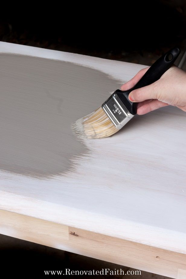 How To Apply Paint That Looks Like Stain 6 Stain Shades To Pick From Staining Furniture Staining Wood Stain Over Paint