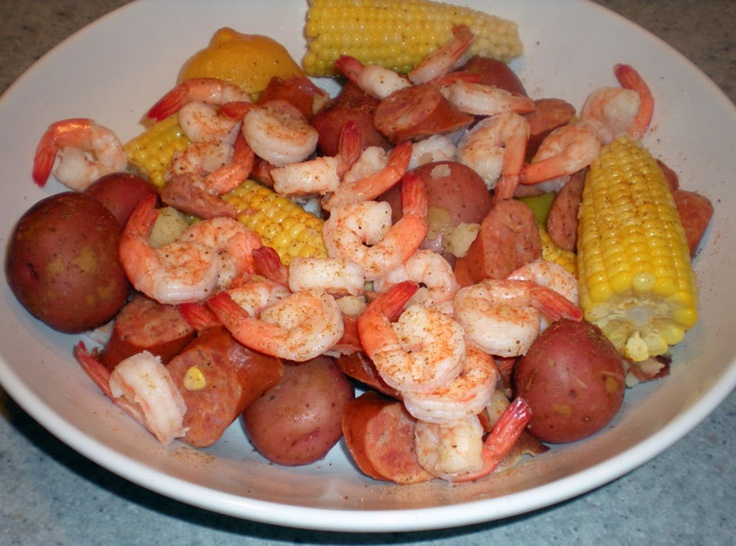 Low Country Seafood Bake Recipes — Dishmaps