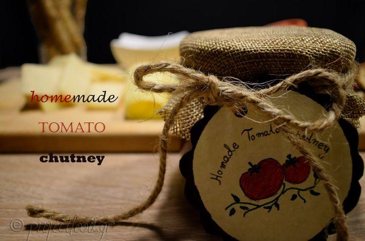 Πικάντικη Μαρμελάδα Τομάτας | projectfood.gr
