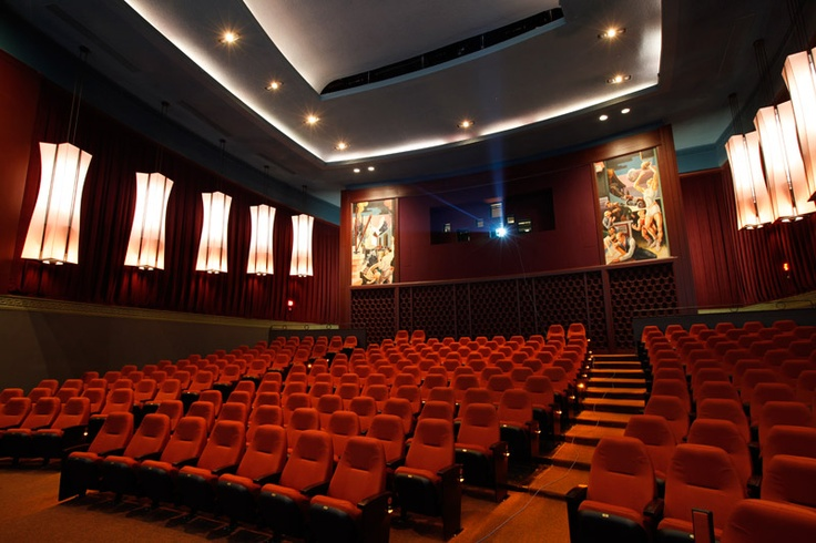 University 4 movie theatre