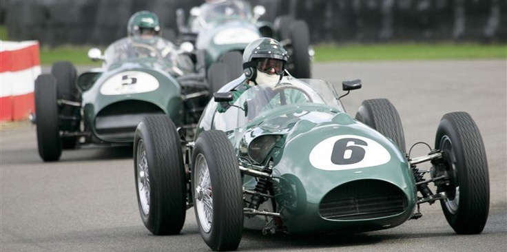 Beautiful days out at Goodwood Revival