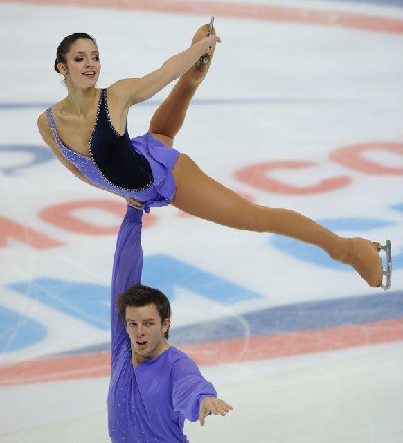 Il Rifugio degli Elfi: Pattinaggio sul ghiaccio Ondrej Hotarek e Stefania Berton