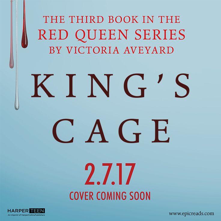 """Novidades sobre o terceiro livro de """"A Rainha Vermelha"""""""