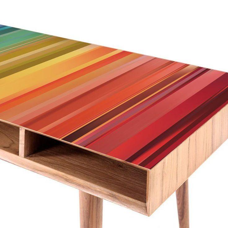 Trucos para revestir un mueble con vinilo decorativo - https://decoracion2.com/revestir-un-mueble-con-vinilo/ #Reciclar_Muebles, #Revestir_Muebles, #Vinilos_Decorativos