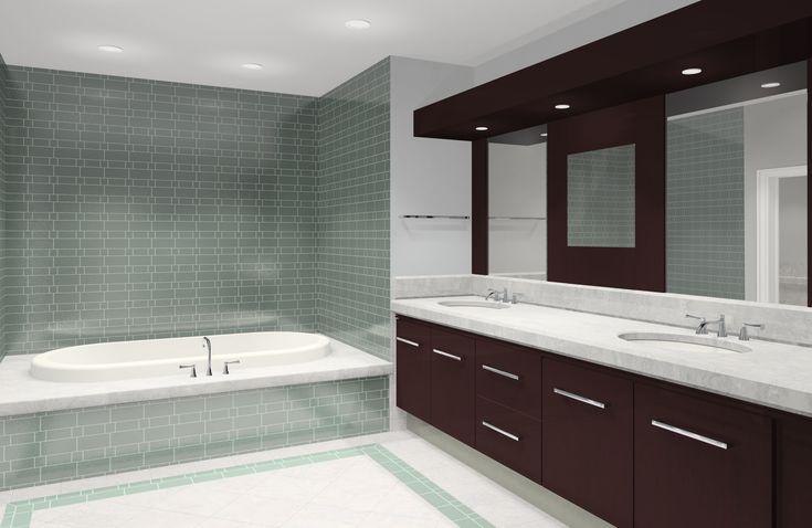 Houzz Bathrooms Contemporary
